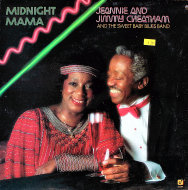 """Jeannie And Jimmy Cheatham And The Sweet Baby Blues Band Vinyl 12"""" (Used)"""
