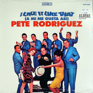 "Pete Rodriguez Vinyl 12"" (New)"