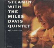 The Miles Davis Quintet CD