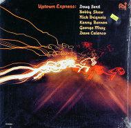 "Uptown Express Vinyl 12"" (New)"