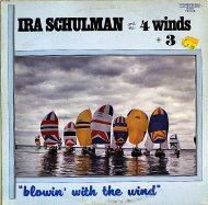 "Ira Schulman And The 4 Winds + 3 Vinyl 12"" (Used)"