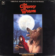 "The Company of Wolves Original Motion Picture Soundtrack Vinyl 12"" (New)"