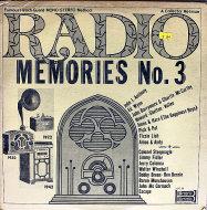 """Radio Memories Vol. 3 Vinyl 12"""" (Used)"""