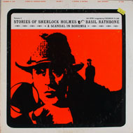 "Basil Rathbone Vinyl 12"" (Used)"