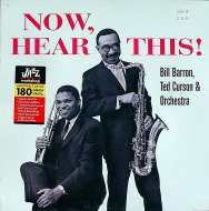 "Bill Barron / Ted Curson & Orchestra Vinyl 12"" (New)"