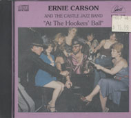 Ernie Carson And His Original Cottonmouth Jazz Band CD