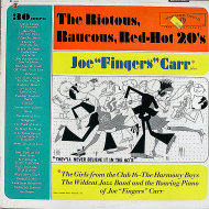 "Joe ""Fingers"" Carr Vinyl 12"" (Used)"