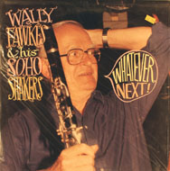 "Wally Fawkes & His Soho Shakers Vinyl 12"" (New)"