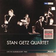 """Stan Getz Quartet Vinyl 12"""" (New)"""