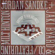 "Jordan Sandke & Jaki Byard And Co. Vinyl 12"" (New)"