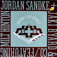 "Jordan Sandke & Jaki Byard And Co. Vinyl 12"" (Used)"