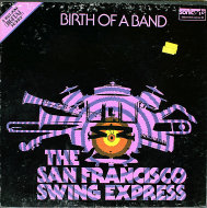 "The San Francisco Swing Express Vinyl 12"" (Used)"