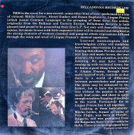 """Lingua Franca Vinyl 12"""" (Used)"""