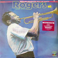 "Shorty Rogers With His Orchestra And The Giants Vinyl 12"" (New)"