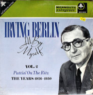 "Irving Berlin Vinyl 12"" (New)"