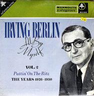"""Irving Berlin Vinyl 12"""" (New)"""