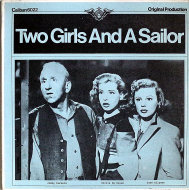 """Two Girls And A Sailor Vinyl 12"""" (New)"""