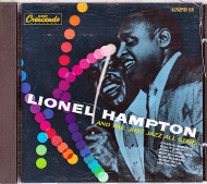 Lionel Hampton And The Just Jazz All Stars CD
