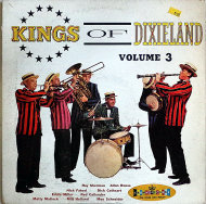 "Kings Of Dixieland Volume 3 Vinyl 12"" (Used)"