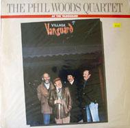 """The Phil Woods Quartet Vinyl 12"""" (Used)"""