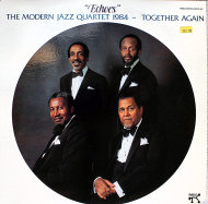 "The Modern Jazz Quartet 1984 - Together Again Vinyl 12"" (Used)"