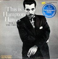 """Hampton Hawes Vinyl 12"""" (Used)"""