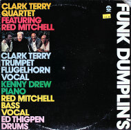 "Clark Terry Quartet Vinyl 12"" (Used)"
