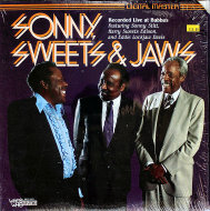 "Sonny Stitt / Harry ""Sweets"" Edison / Eddie ""Lockjaw"" Davis Vinyl 12"" (Used)"