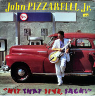 "John Pizzarelli, Jr. Vinyl 12"" (Used)"
