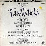 "A New Musical: The Fantasticks Vinyl 12"" (Used)"