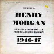 "Henry Morgan Vinyl 12"" (Used)"