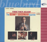 The Benny Goodman Quartet CD