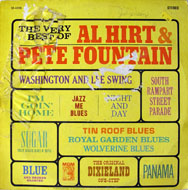 "The Very Best Of Al Hirt & Pete Fountain Vinyl 12"" (Used)"