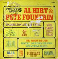 "The Very Best Of Al Hirt & Pete Fountain Vinyl 12"" (Used)"