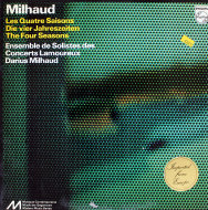 """Darius Milhaud Vinyl 12"""" (Used)"""