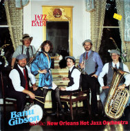 """Banu Gibson And The New Orleans Hot Jazz Orchestra Vinyl 12"""" (Used)"""