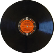 "Ray Charles Vinyl 12"" (Used)"