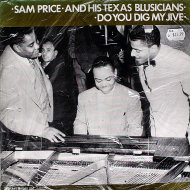 "Sam Price And His Texas Blusicians Vinyl 12"" (New)"