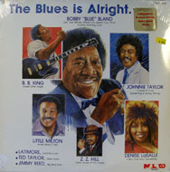 "The Blues Is Alright Vinyl 12"" (New)"