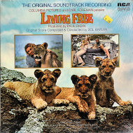 "Living Free Vinyl 12"" (New)"