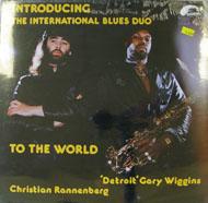 "Detroit Gary Wiggins / Christian Rannenberg Vinyl 12"" (New)"