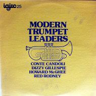 "Conte Candoli / Dizzy Gillespie / Howard McGhee / Red Rodney Vinyl 12"" (Used)"