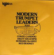 """Conte Candoli / Dizzy Gillespie / Howard McGhee / Red Rodney Vinyl 12"""" (New)"""