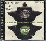 Miles Davis All-Stars CD
