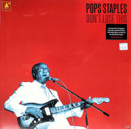 """Pops Staples Vinyl 12"""" (New)"""