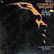 """Charles Brown Vinyl 12"""" (Used)"""