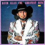 "David Allan Coe Vinyl 12"" (Used)"