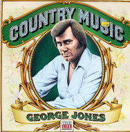 "George Jones Vinyl 12"" (Used)"