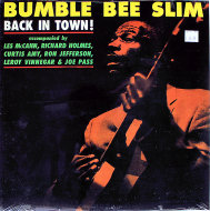 "Bumble Bee Slim Vinyl 12"" (New)"