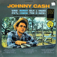 "Johnny Cash Vinyl 12"" (New)"